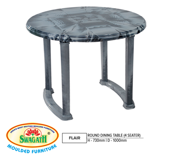 plastic dining table chair set price flair in chennai cello